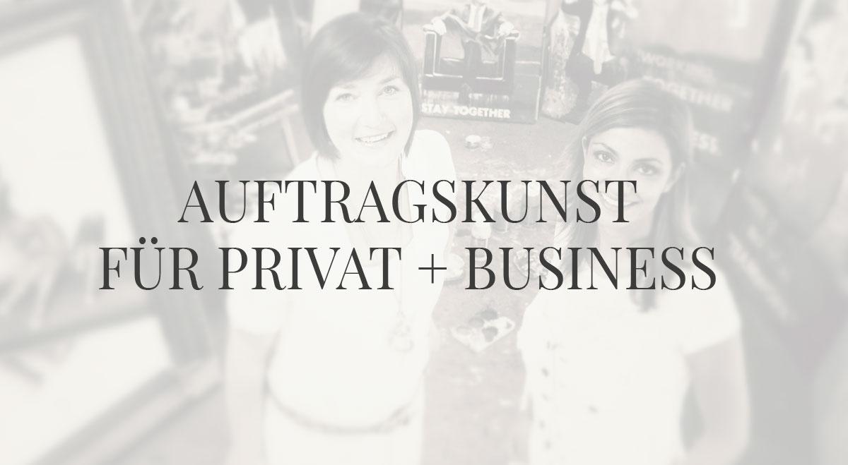 Auftragskunst Privat und Business