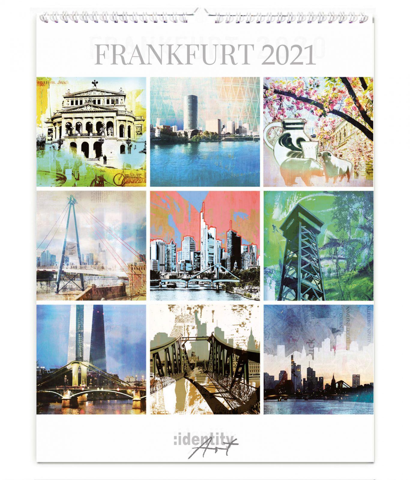 Kalender Frankfurt 2021