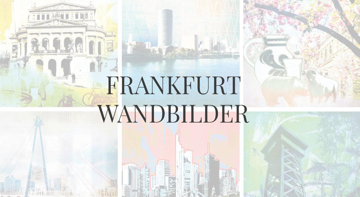 Frankfurt Wandbilder