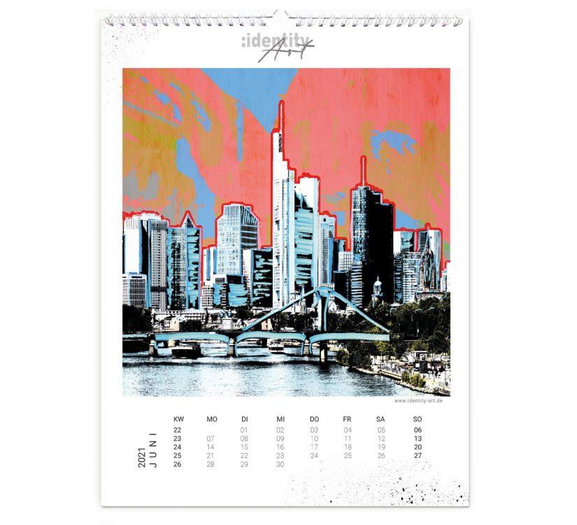 Frankfurt Kalender im Juni