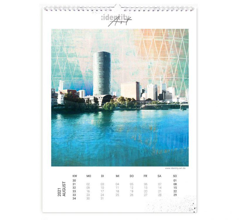 Frankfurt Kalender im August