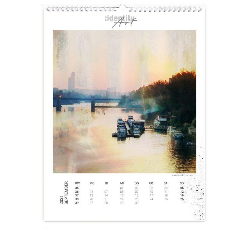Frankfurt Kalender im September