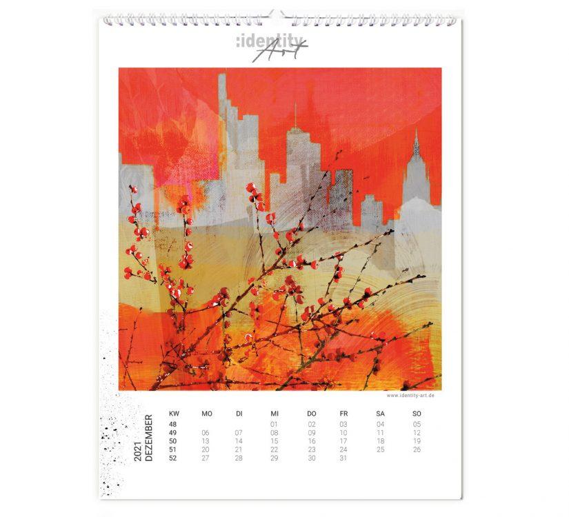 Frankfurt Kalender im Dezember