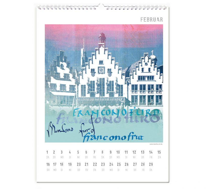 Frankfurt Kalender kaufen